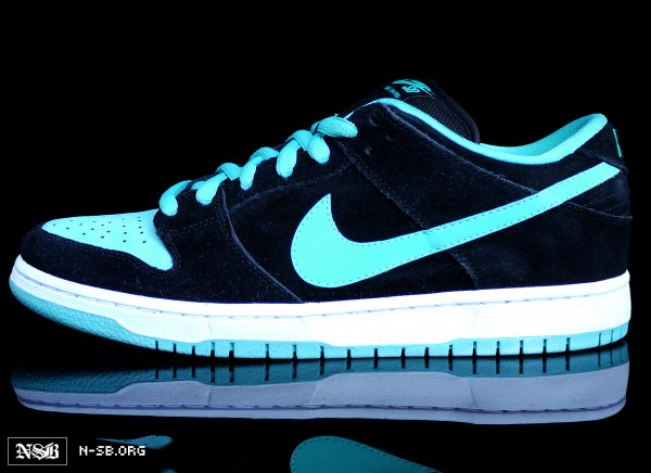 more photos 99fcb 82841 Nike SB Dunk Low Pro  Tiffany J-Pack  - Summer 2012