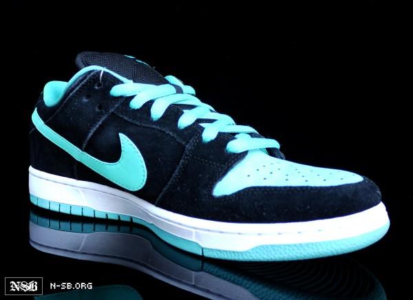 Nike SB Dunk Low Pro 'Tiffany J-Pack' - Summer 2012