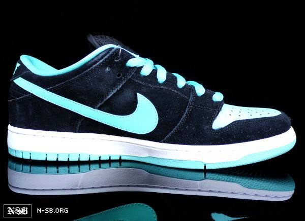 21670bc762e Nike SB Dunk Low Pro  Tiffany J-Pack  - Summer 2012