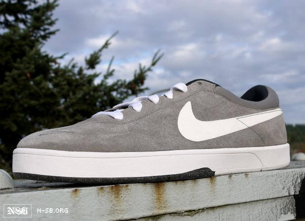 Nike SB Koston One 'Soft Grey' - Summer 2012