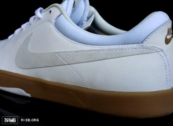 Nike SB Koston One 'White Leather' - Summer 2012