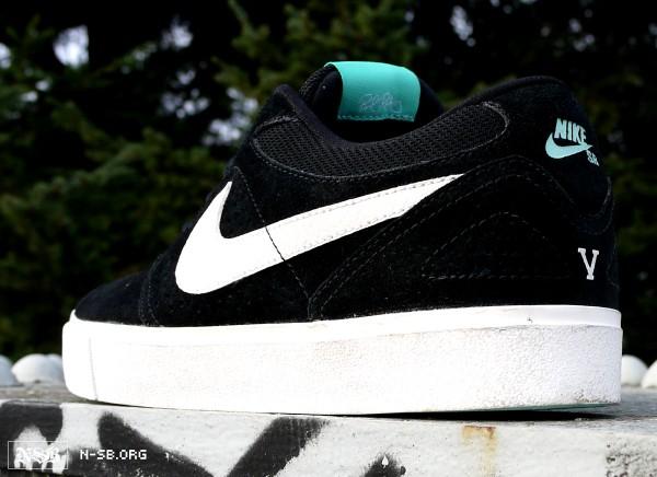 Nike SB P-Rod 5 LR - Mint/Black - Summer 2012