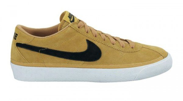 Nike SB Zoom Bruin Golden Straw - December 2011