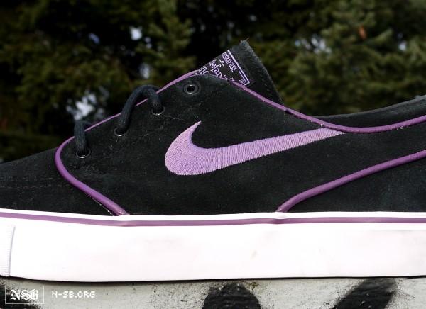 Nike SB Zoom Janoski - Vintage Purple/Black - Summer 2012