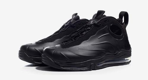Nike Total Air Foamposite Max Black/Black - Release Date+ Info