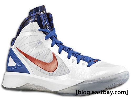 Nike Zoom Hyperdunk 2011 - Blake Griffin Home PE