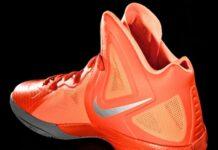 Nike Zoom Hyperfuse 2011 - Team Orange