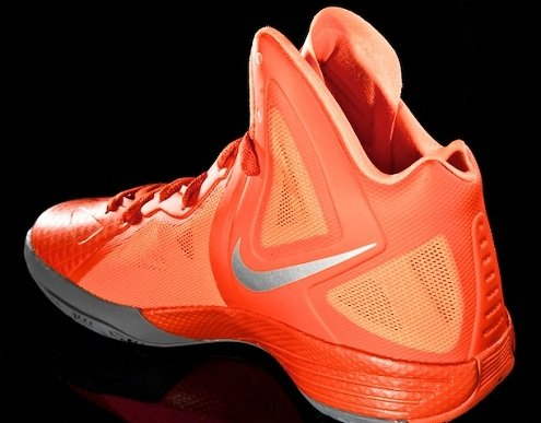 Nike Zoom Hyperfuse 2011 - Team Orange