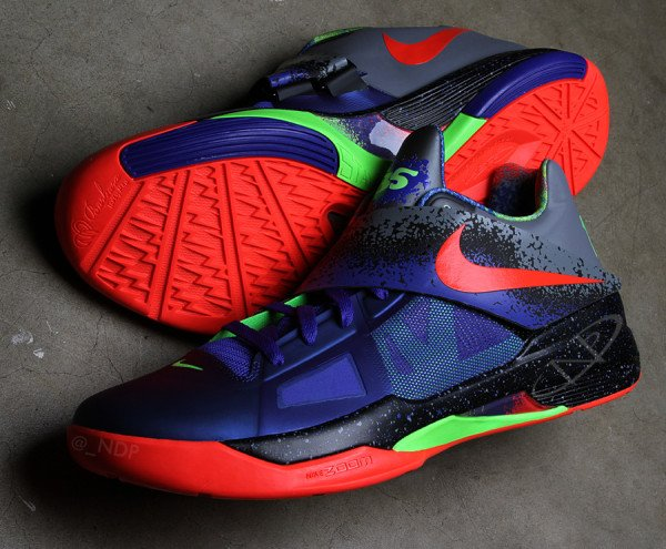 2640582d930 Nike Zoom KD IV  Nerf  - Another Look