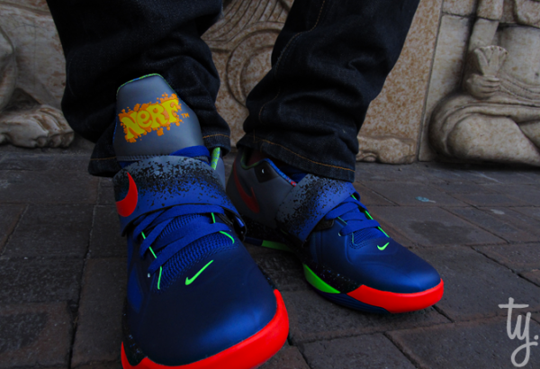 Nike Zoom KD IV 'Nerf' - New Images