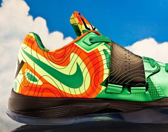 Nike Zoom KD IV 'Weatherman' - Release Date + Info