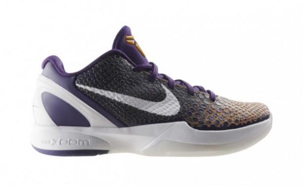 Release Reminder: Nike Zoom Kobe VI 'Lakers Gradient'