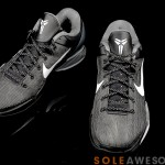 Nike-Zoom-Kobe-VII-(7)-Black-Grey-White-New-Detailed-Images-13