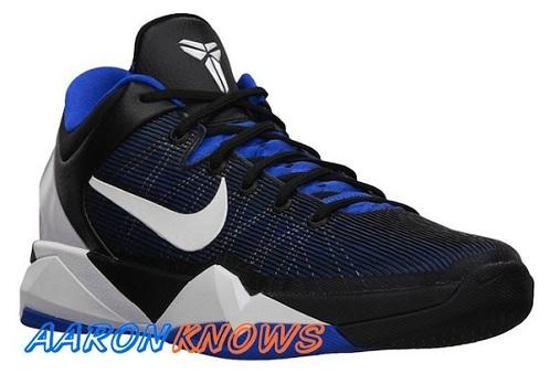 Nike Zoom Kobe VII (7) Duke