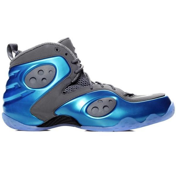 Nike Zoom Rookie Dynamic Blue/ Wolf Grey