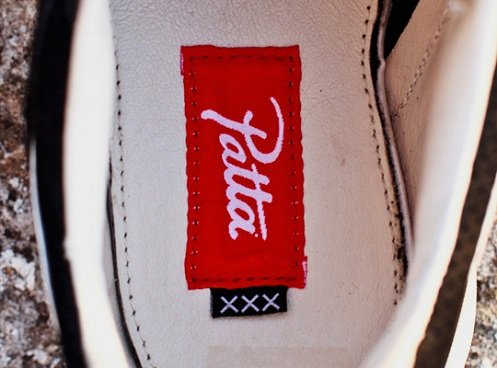 Patta x Asics GEL Saga - Sneak Peek