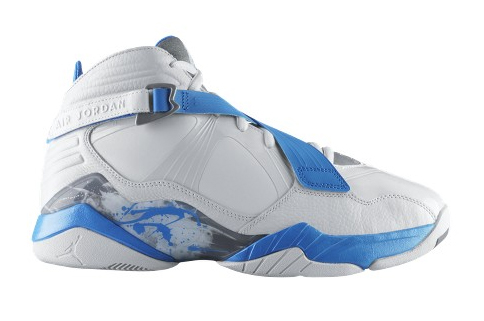 Release Reminder: Air Jordan 8.0 Carrier Classic