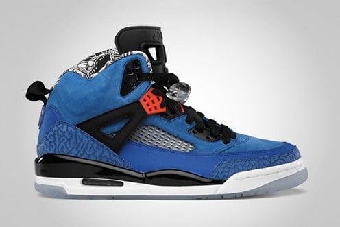 Release Reminder: Jordan Spizike - NY Knicks Pack