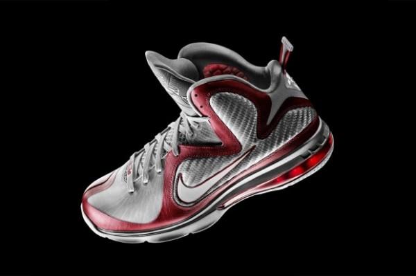 Release Reminder: Nike LeBron 9 'Ohio State'