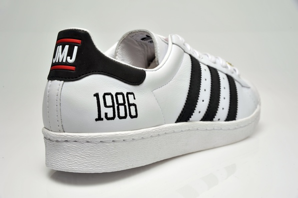 Cheap Adidas Originals White Black White Black Superstar Foundation