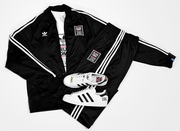Run DMC x adidas Originals