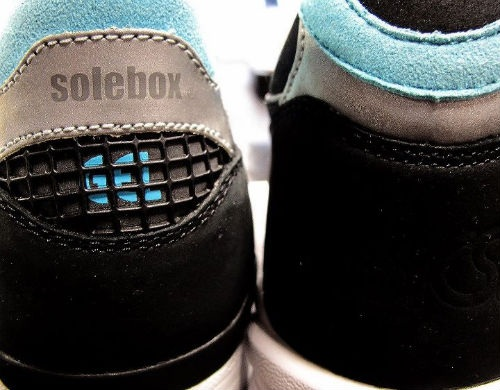 Solebox x Asics Gel Pack - Sneak Peek