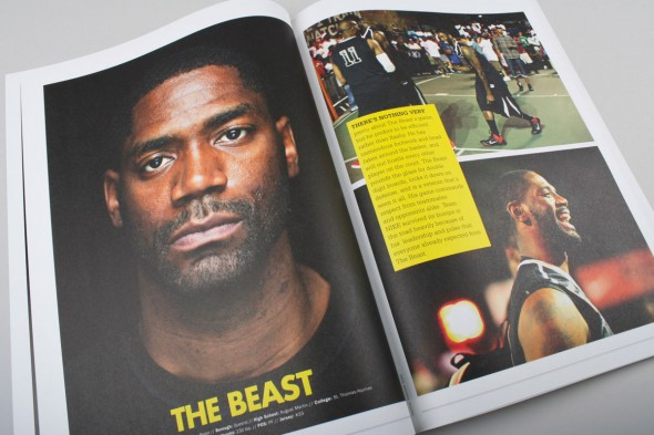 Staple Design x Nike Basketball 'Franchise' Magazine
