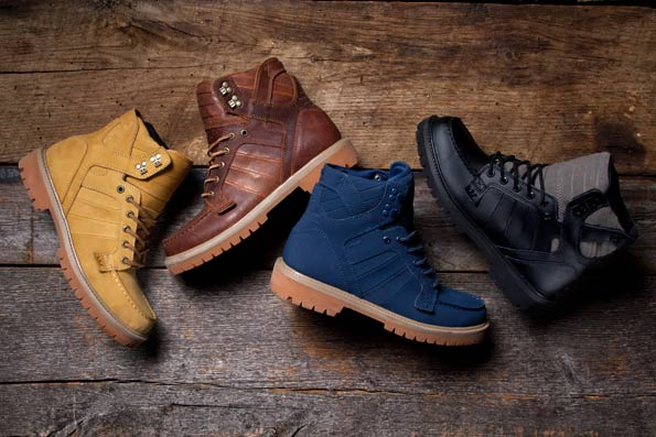 Supra Skyboot - Holiday 2011 Collection