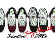 Torey Pudwill Signature DVS x Primitive - Release Date + Info