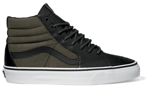 "Vans Sk8 Hi ""Tech Pack"" - Holiday 2011"