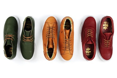 Vans x DQM The General Store - Capsule Footwear Collection