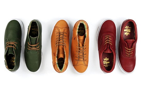 "Vans x DQM ""The General Store"" - Capsule Footwear Collection"