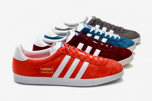 adidas Originals Gazelle - Fall/Winter 2011 Collection