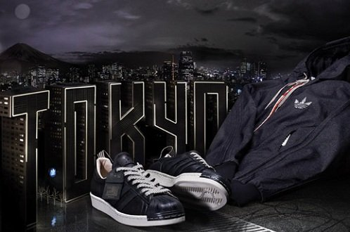 adidas Originals Superstar 80s 10th Anniversary Made For Tokyo