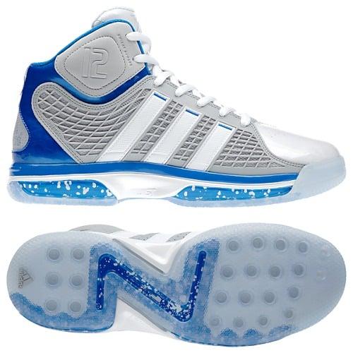pretty nice 93862 4e6bc ... meet d618a 822aa adidas adiPower Howard – WhiteBright Blue – Now  Available ...