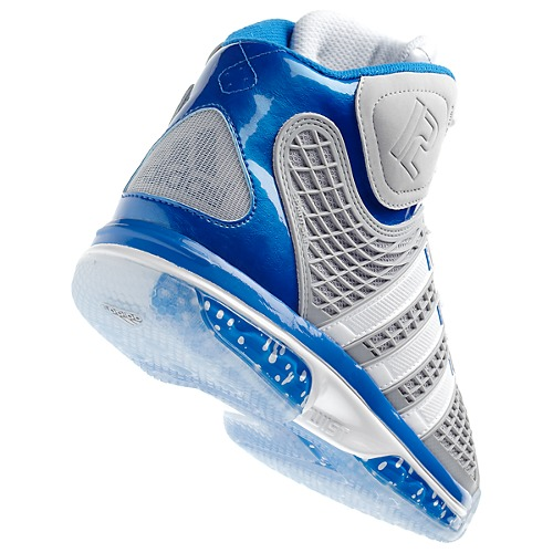 adidas adiPower Howard - White/Bright Blue - Now Available