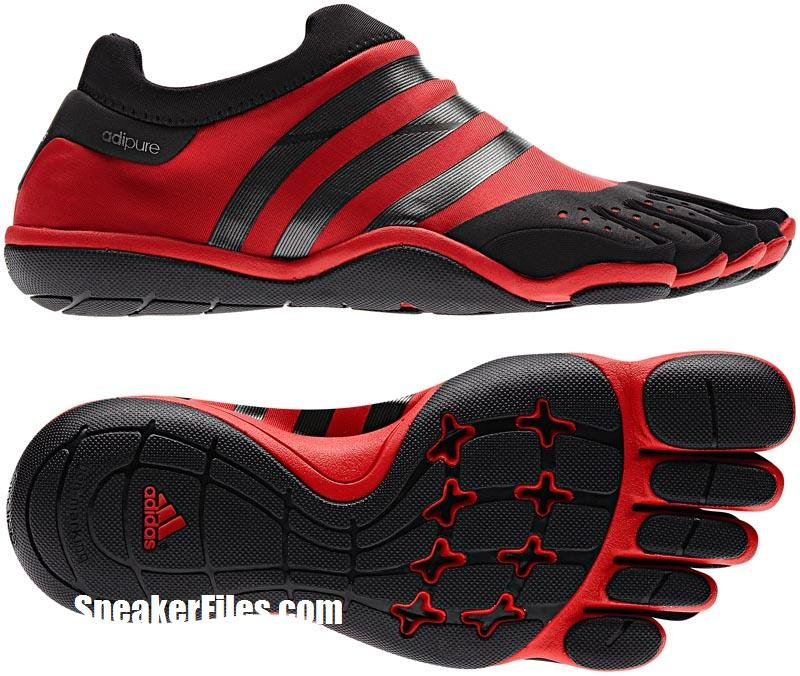 Christchurch Uluru Especialista  adidas adiPure Trainer - The First Barefoot Training Shoe for the Gym | Gov