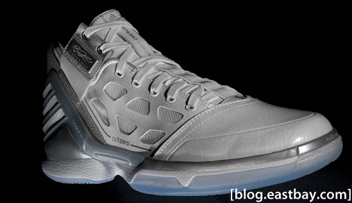 "adidas adiZero Rose 2 ""Silver Lining"" - Available for Pre-Order"