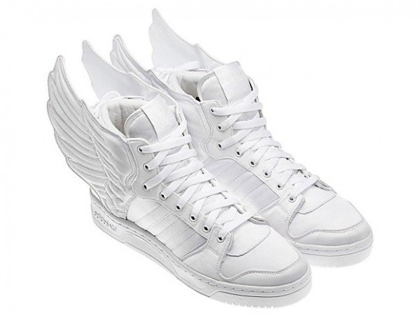 Adidas Jeremy Scott Wings White