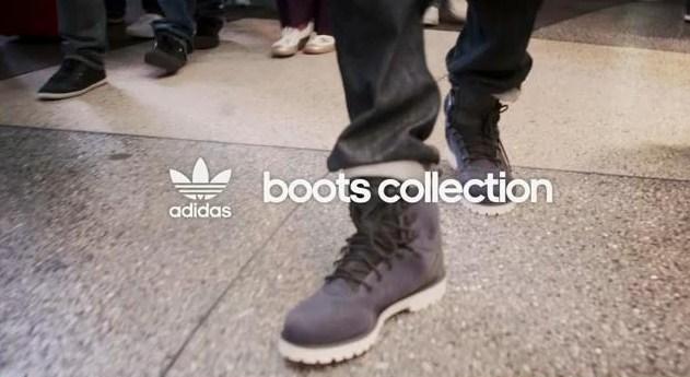 video adidas originals x kendrick lamar boots collection