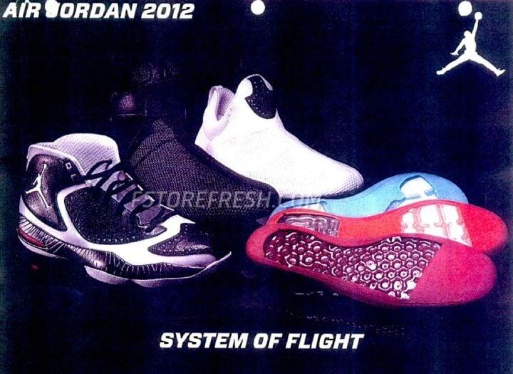 Air Jordan 2012 Release Date + Info