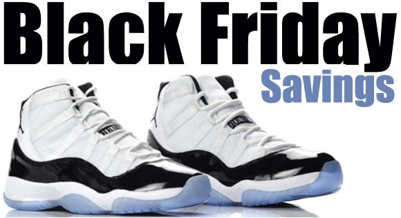 Black Friday Sneaker Savings 2014