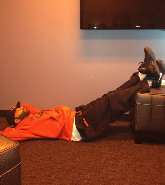 celebrity-sneaker-watch-joe-budden-nike-lebron-9-blackout-1
