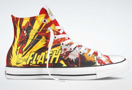 47131df81b5 DC Comics x Converse Chuck Taylor All Star Hi Collection