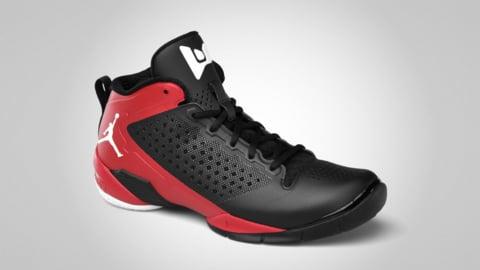 Jordan Fly Wade 2 - Black + Red