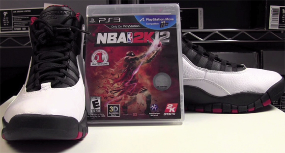 Giveaway: NBA 2K12 for Playstation 3