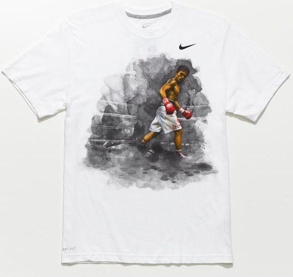 manny pacquiao t shirt nike