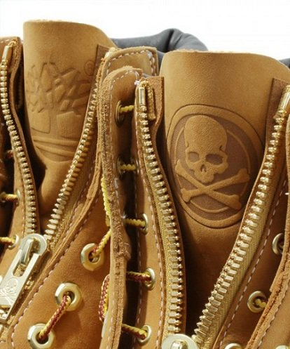 mastermind JAPAN x Timberland 6 Inch Boots