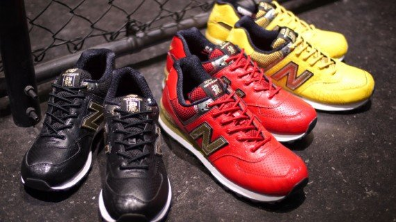 New Balance ML574 'Year of the Dragon' APAC Project