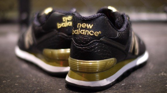 new balance ml 574 gold